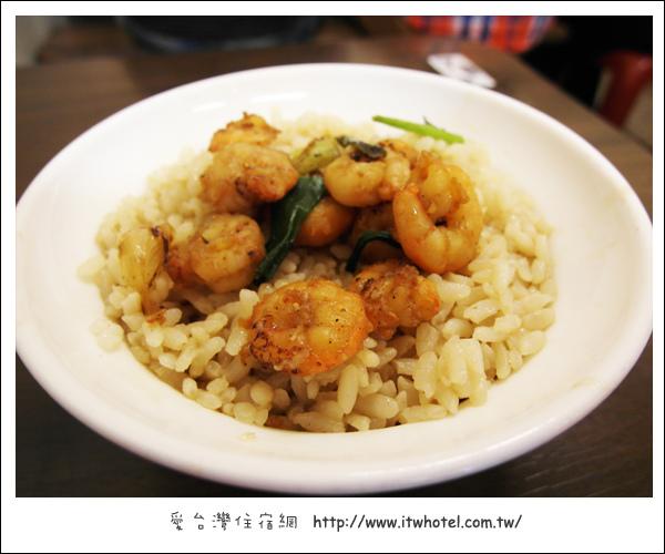 台南美食─ 矮仔成蝦仁飯 簡單卻驚豔的美味小吃