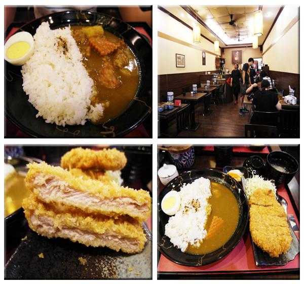 【台中美食】豐之味日式蛋包飯- 撐爆肚皮又美味平價的咖哩飯