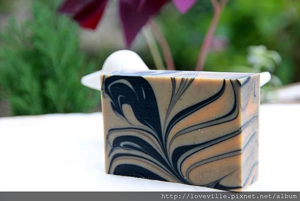 備長炭皂(2)