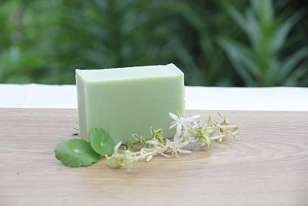 翡翠綠藻皂
