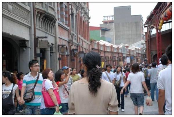 三峽民權老街