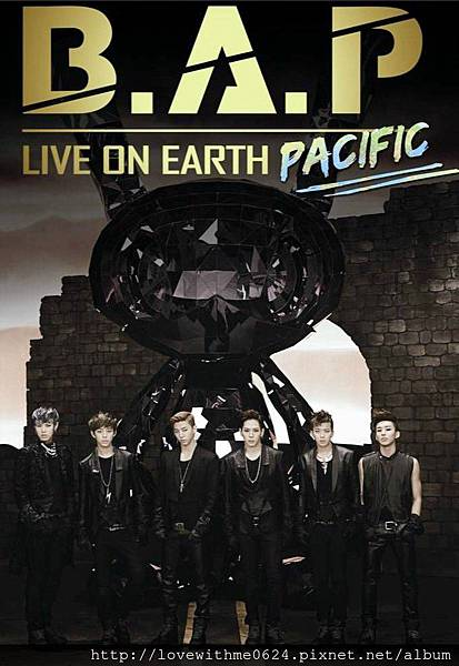 20130609 B.A.P Live on Earth Pacific Tour