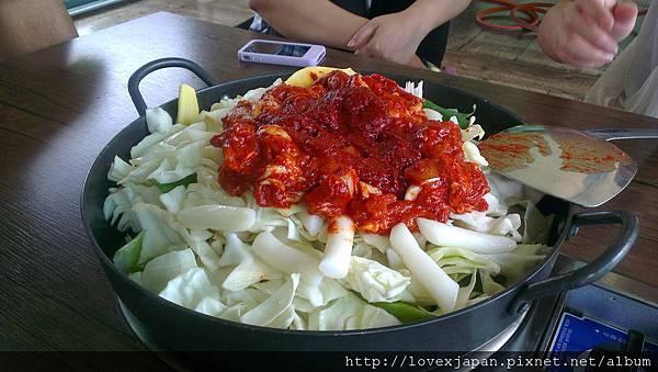 春川辣雞(不好吃)