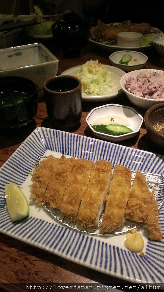10.24.15 銀座杏子豬排