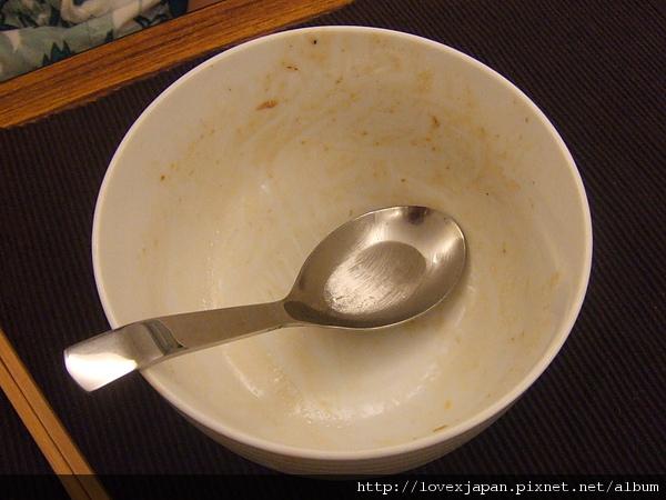 從馮先生的飯碗可看出瑤的手藝.....