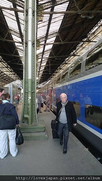 巴黎里昂車站