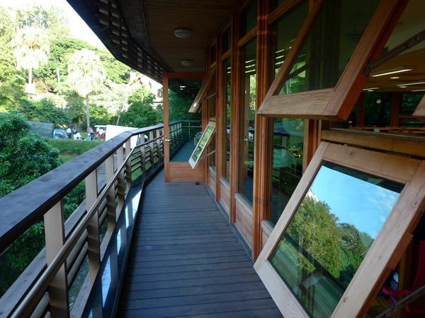 舒適環保的綠建築