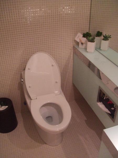 MOT的洗手間