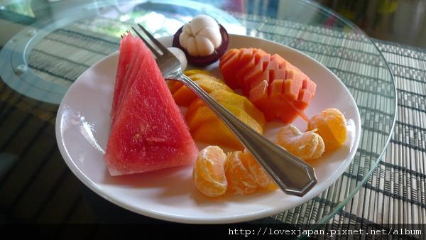 1.18.10 早安水果盤