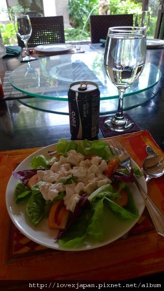 清爽午餐:雞肉沙拉