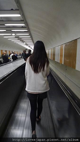 地下鐵,回家去!