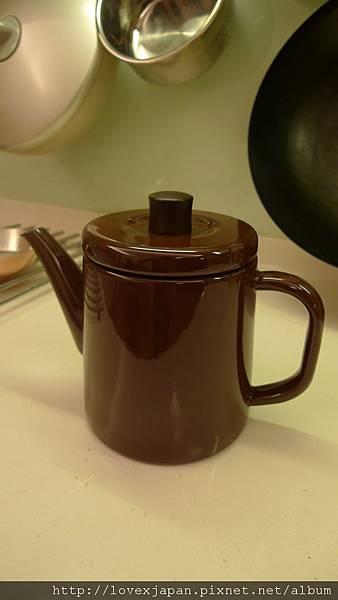 北歐風茶壺