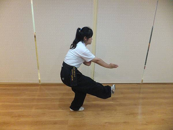 兒童武術教材-少林七星拳
