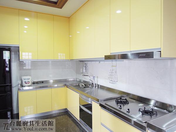 廚具案例分享-三機及其他配件