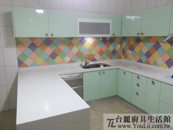 廚具案例分享-整體樣貌