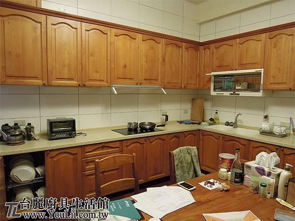 廚具整體樣貌