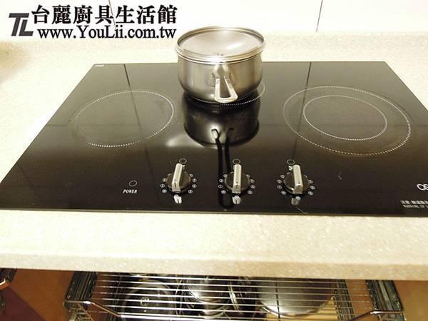 三口電陶爐