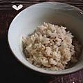 妊娠糖尿病菜單-糙米飯