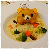 拉拉熊餐廳Rilakkuma Café