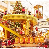 80隻聖誕小熊-置地廣場