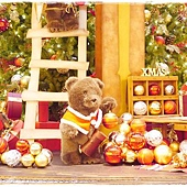 80隻聖誕小熊-置地廣場 (21).JPG