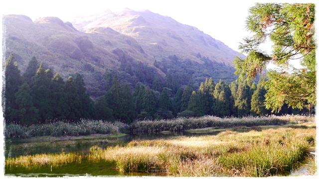 陽明山夢幻湖