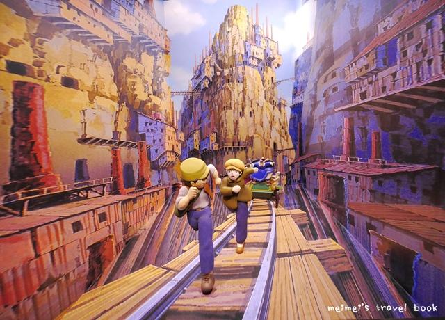 吉卜力的動畫世界特展2016