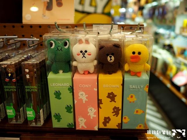 LINE FRIENDS STORE旅行概念店熊大休息站