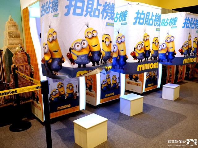 小小兵探險世界Minions Pop-up store 免費入場