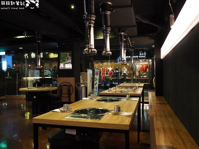 台韓民國 韓式燒肉店