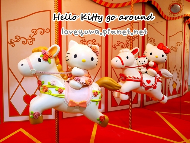 2016Hello Kitty Go Around!!歡樂嘉年華