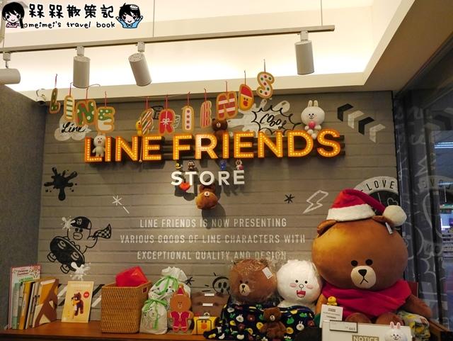 linefriendsstore聖誕節