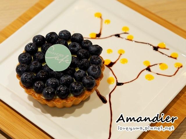 Amandier雅蒙蒂法式甜點