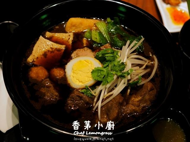 香茅小廚泰式麵館