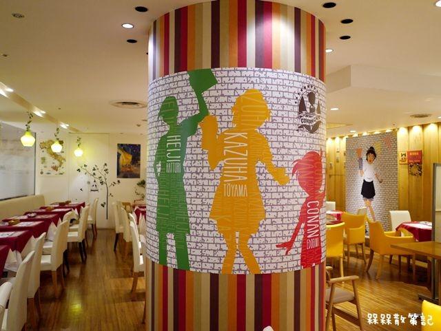 名偵探柯南咖啡廳廣島