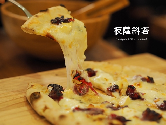 披薩斜塔 PIZZA TOWER