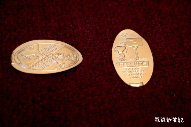 日本環球影城柯南紀念幣