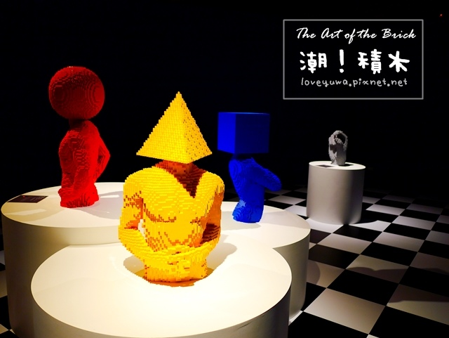 潮!積木 The Art of the Brick絕對激目