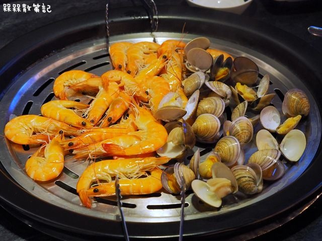 漉 海鮮蒸氣鍋