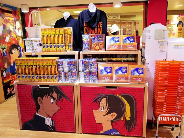 大阪梅田阪急三番街KIDDY LAND名偵探柯南專賣店