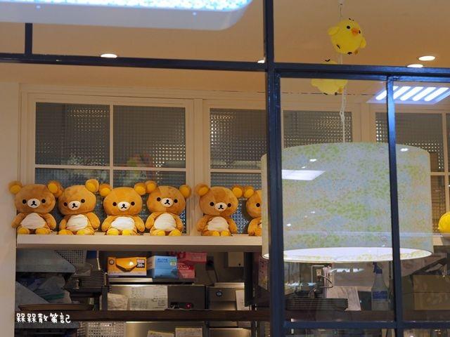河原町拉拉熊餐廳coconoha