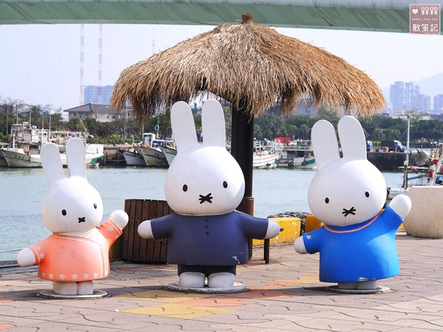米飛兔淡水漁人碼頭