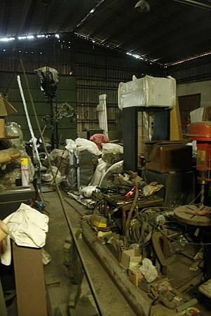 藝術展覽 2011高燦興雕塑個展 也趣藝廊_9218.jpg
