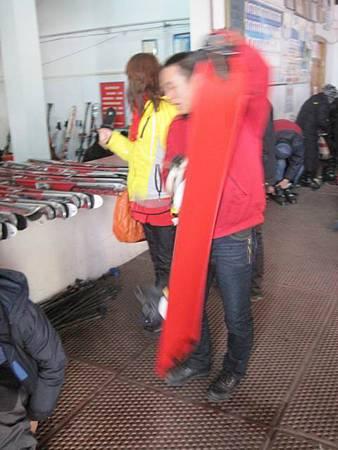 中國東北極凍之旅-哈爾濱滑雪趣-名都滑雪場_1332.JPG