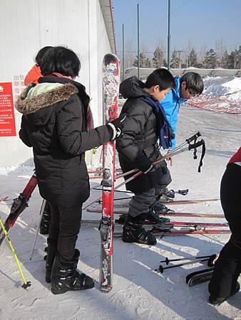 中國東北極凍之旅-哈爾濱滑雪趣-名都滑雪場_1341.JPG