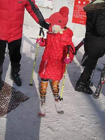 中國東北極凍之旅-哈爾濱滑雪趣-名都滑雪場_1342.JPG