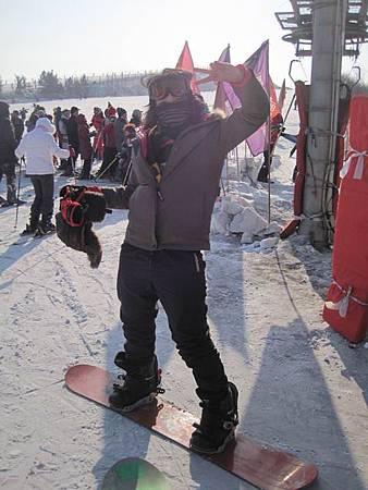 中國東北極凍之旅-哈爾濱滑雪趣-名都滑雪場_1345.JPG