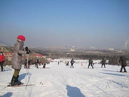 中國東北極凍之旅-哈爾濱滑雪趣-名都滑雪場_1351.JPG