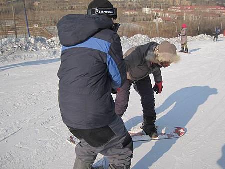 中國東北極凍之旅-哈爾濱滑雪趣-名都滑雪場_1364.JPG