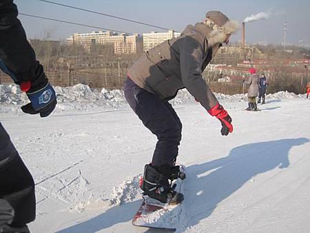 中國東北極凍之旅-哈爾濱滑雪趣-名都滑雪場_1365.JPG